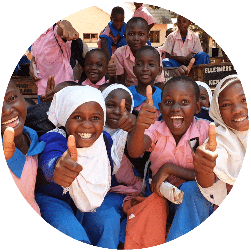 Unterstützen Sie Kinder Kenya Dutch Dental Care Foundation